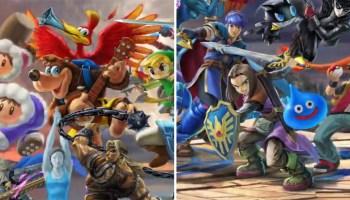 Dragon Quest's Hero Is The Next Super Smash Bros  Ultimate DLC