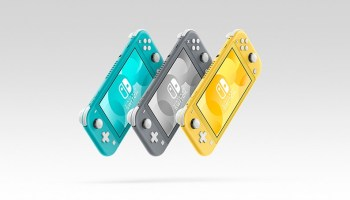 Nintendo Switch Lite Flip Cover Announced In Japan