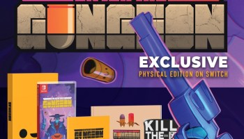 Enter The Gungeon Is Receiving A Physical Release For Switch