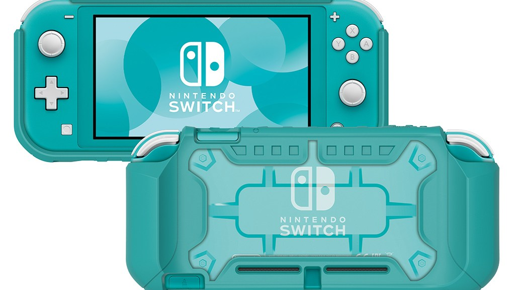 Hori Reveals New Line Of Switch Lite Compatible Accessories