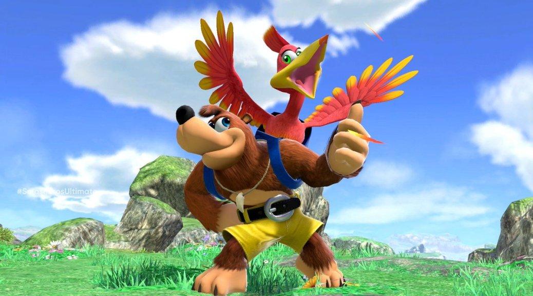 Banjo-Kazooie and Blast Corps Listed As Wii U