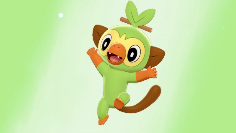 Grookey The Pokemon / Read about grookey in pokemon sword and shield:
