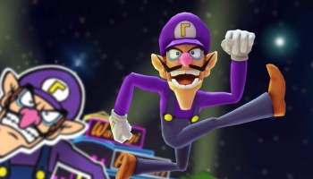 This Fan Mod Lets Waluigi Race Without A Vehicle In Mario Kart Wii