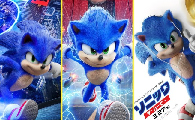 Sonic The Hedgehog Director Thanks Fans For Warm Response
