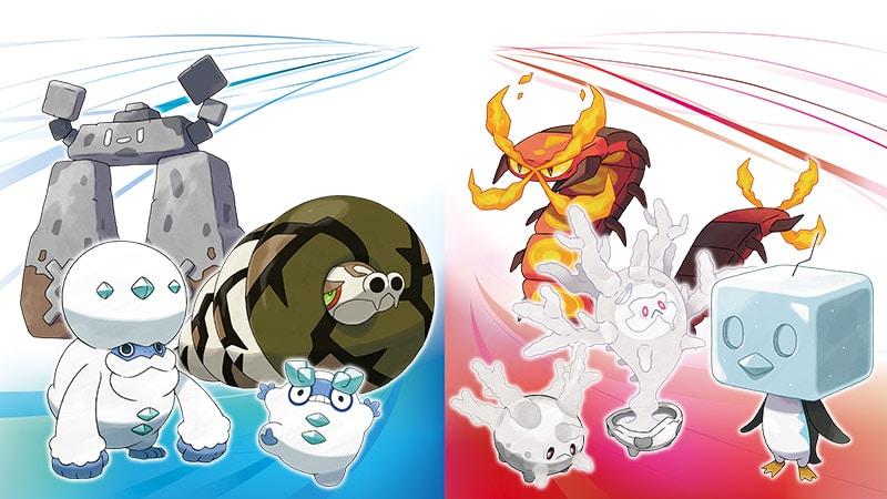 SWORD /& SHIELD-Pokemon Patches
