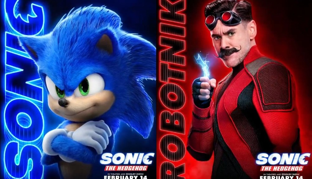 Sonic The Hedgehog Movie Receives Three Character Profile