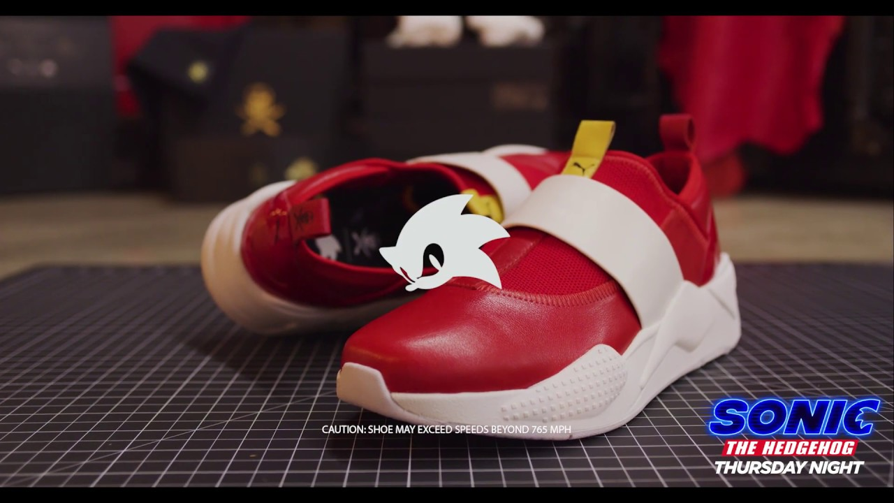 The Shoe Surgeon And Puma Reveal Custom, Promotional-Only ...