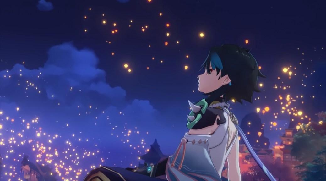 Genshin Impact Receives Lantern Rite Cutscene Trailer Nintendosoup