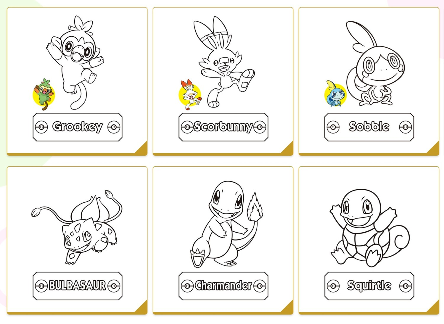 Download Free Pokemon Coloring Pages From The Pokemon Company Nintendosoup
