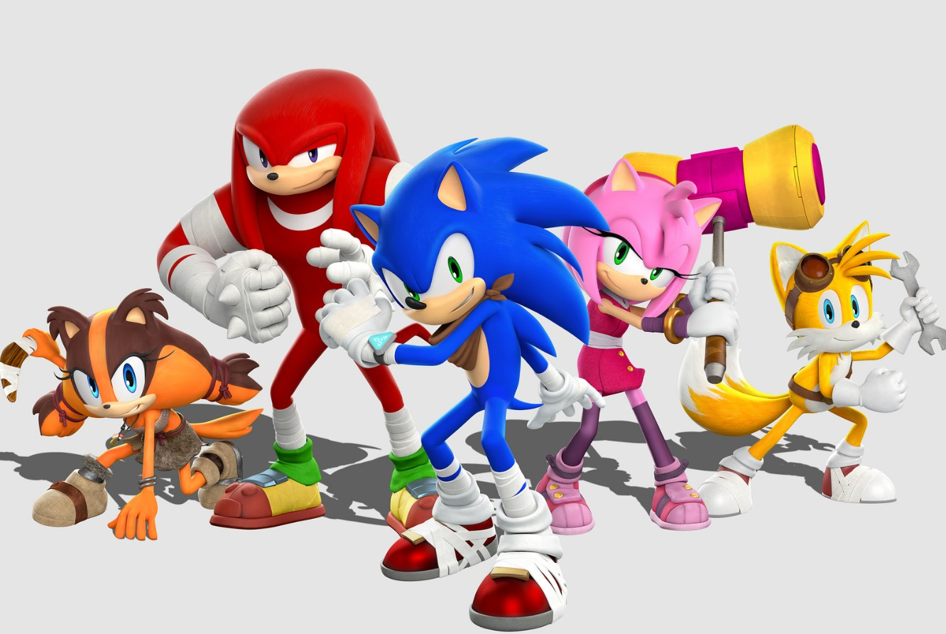 "Sonic Chief Brand Officer Says There Are Currently ""No Plans"" For New Sonic Boom Games 