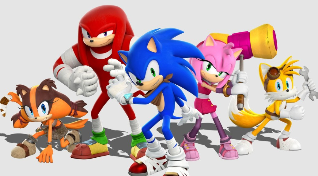 Sonic Chief Brand Officer Says There Are Currently No Plans For New Sonic Boom Games Nintendosoup