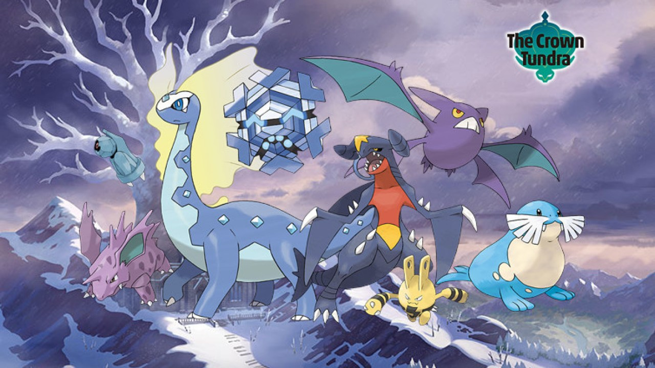 Rumor: Dataminers Discover The Full List Of Returning Pokemon For The Crown Tundra DLC | NintendoSoup