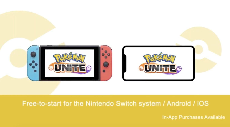 Pokemon Unite Release Date To Be Announced In The Future Nintendosoup