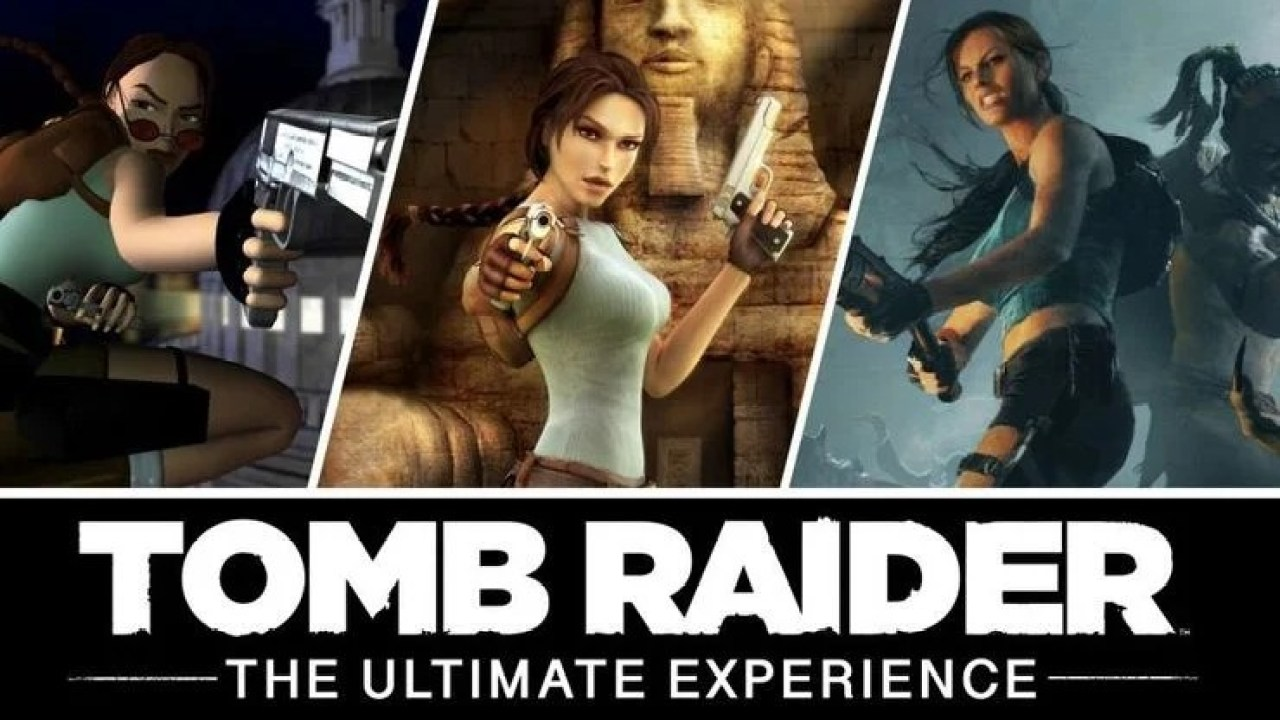 Rumor A Collection Of Tomb Raider Games Could Be Heading To