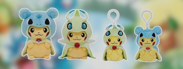 Check out all the Pokemon Center Singapore Exclusive Products!