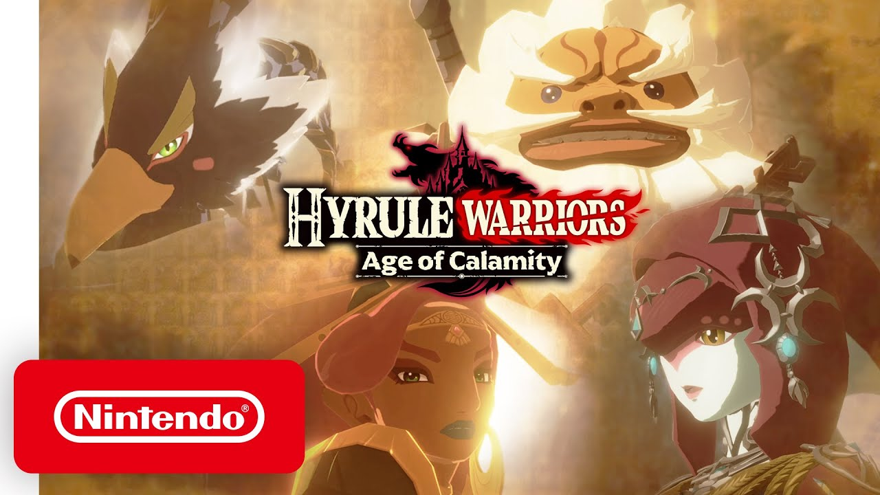 Hyrule Warriors Age Of Calamity Receives Champions Unite Trailer Nintendosoup