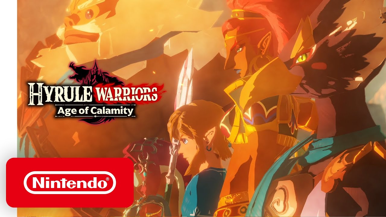 Rumor: Possible Full Roster For Hyrule Warriors: Age Of Calamity Datamined From Demo | NintendoSoup