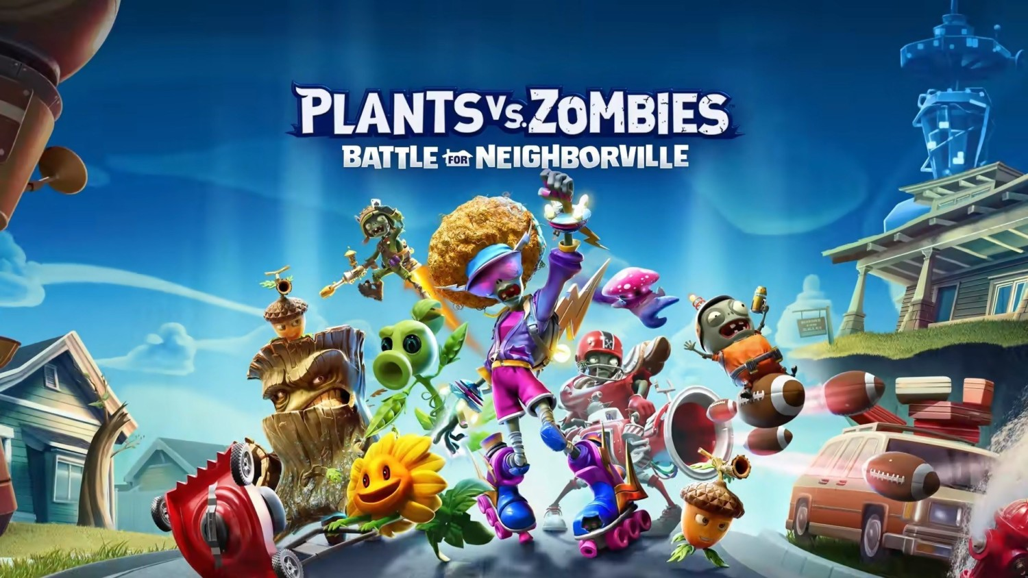 Switch version of Plants vs. Zombies: Battle for Neighborville May Have Leaked