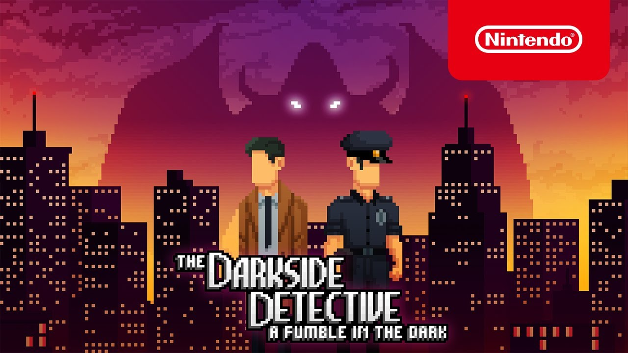 The Darkside Detective: A Fumble In The Dark Launches April 15th For Switch | NintendoSoup