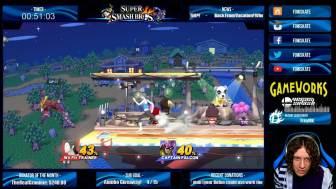 Nintendo Stream 1fow1 Smash