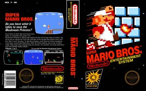 Super Mario Bros. Review
