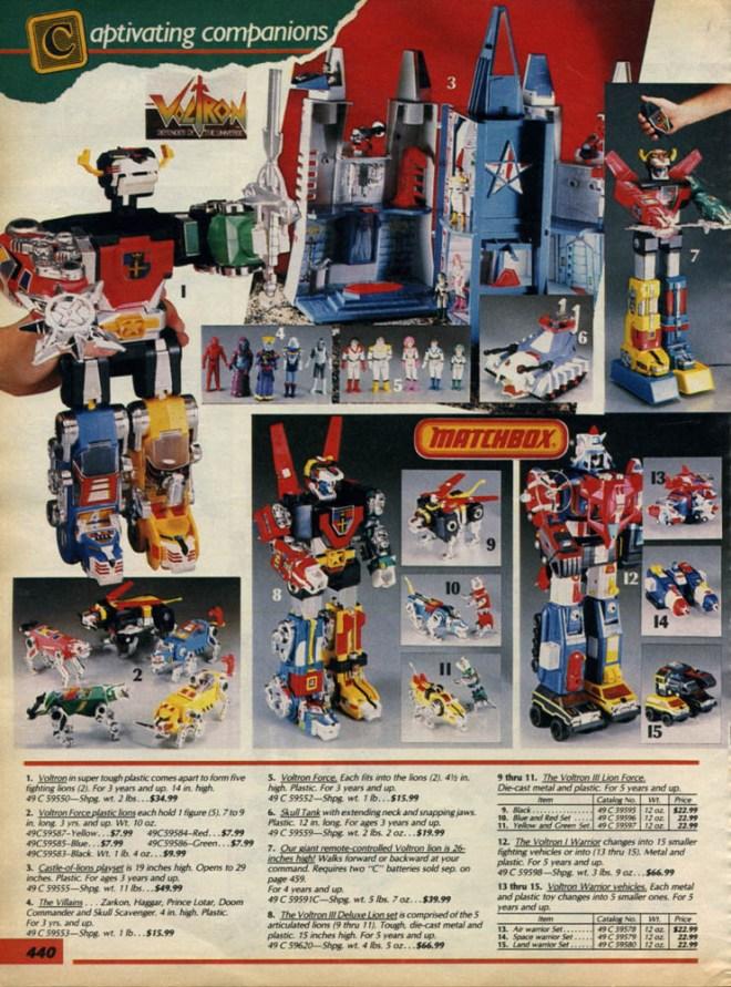 Sears-1985-Voltron