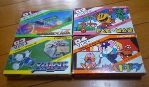 Namco Famicom Games