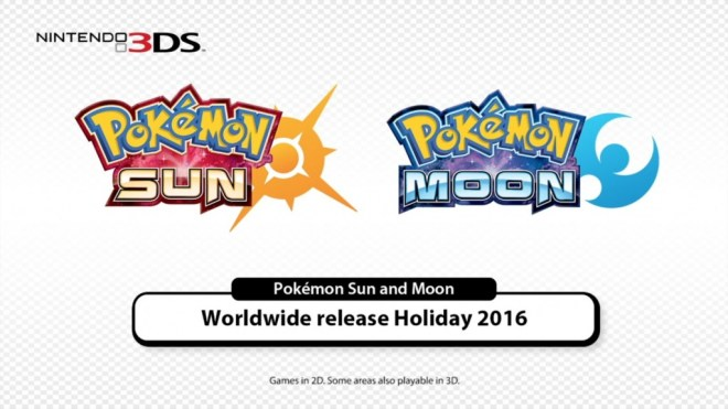 Pokemon Sun Moon Holiday