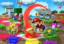 Paper Mario Color Splash Treehouse Live