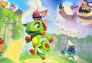 Video Updates: Yooka-Laylee Launch Trailer, Splatoon & Xenoblade 2 Accolades