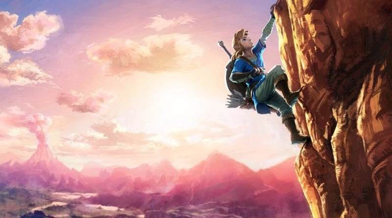 Weekly Zelda Breath Of The Wild Art New Screen Shows Photo Mode Nintendo Times