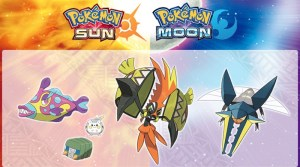 Nine Pokémon Detailed For Sun & Moon