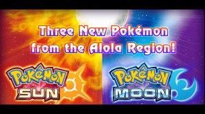 VIDEO: New Pokémon Sun & Moon Trailer