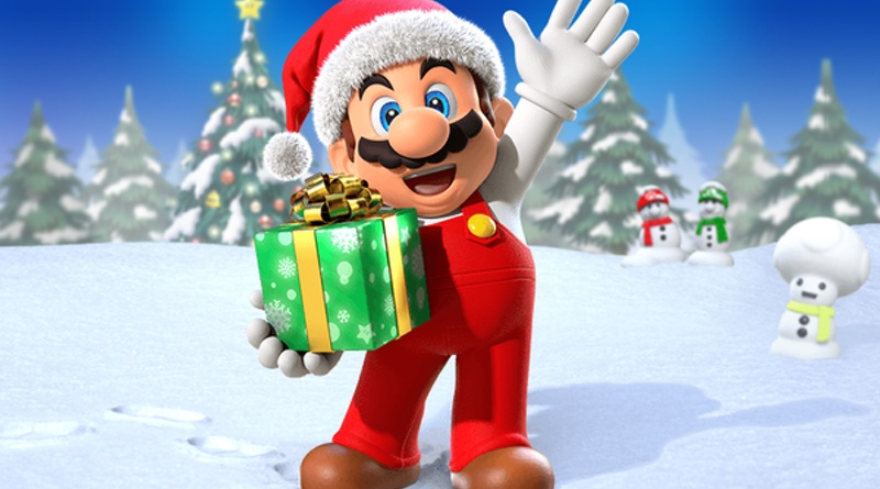Image result for holiday Nintendo