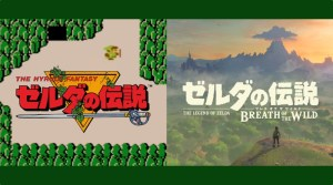 Comparison Of Breath Of The Wild's World To The Legend Of Zelda's