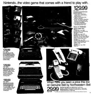 NES Ad - Target - OC Register - 11-09-1986 - Credit Frank Cifaldi