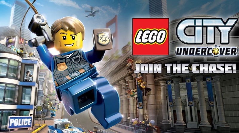UPDATE: Lego City Undercover Requires Internet To Install 13 GB Of ...