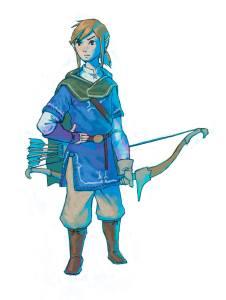 Zelda-Link-Art