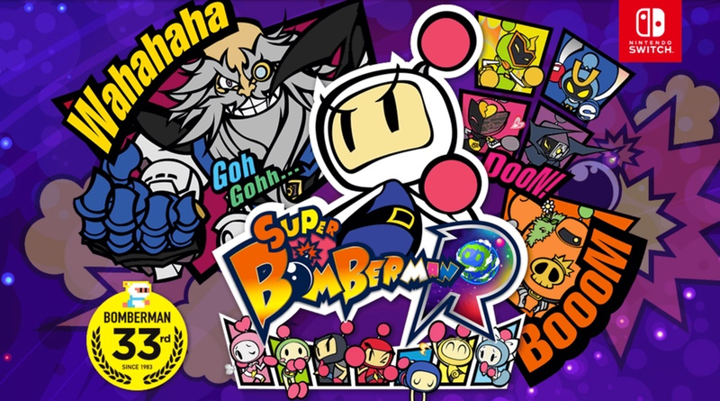 Super Bomberman R Update Now Live; Adds 4 New Stages & More