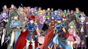 Nintendo Announces Five Fire Emblem Games
