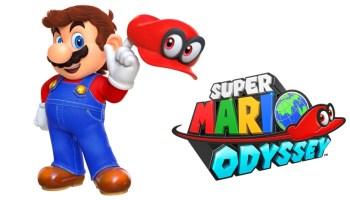 Super Mario Odyssey E3 Trailer Press Assets Nintendo Times