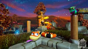 Snake Pass - Fire Screenshot 2