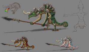 Zelda-Chameleon-Art