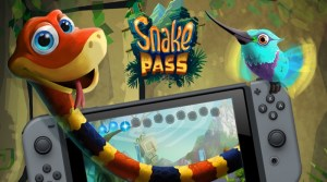 David Wise Composing Soundtrack For Snake Pass