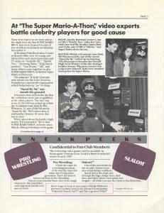 Nintendo Fun Club News - Winter 1987 - Page 3