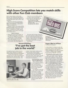 Nintendo Fun Club News - Winter 1987- Page 4