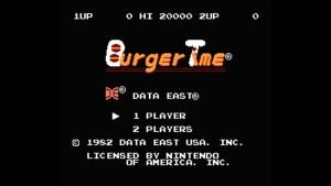 BurgerTime (NES) Game Hub
