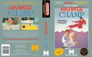 Karate Champ Box