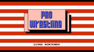 Pro Wrestling (NES) Game Hub