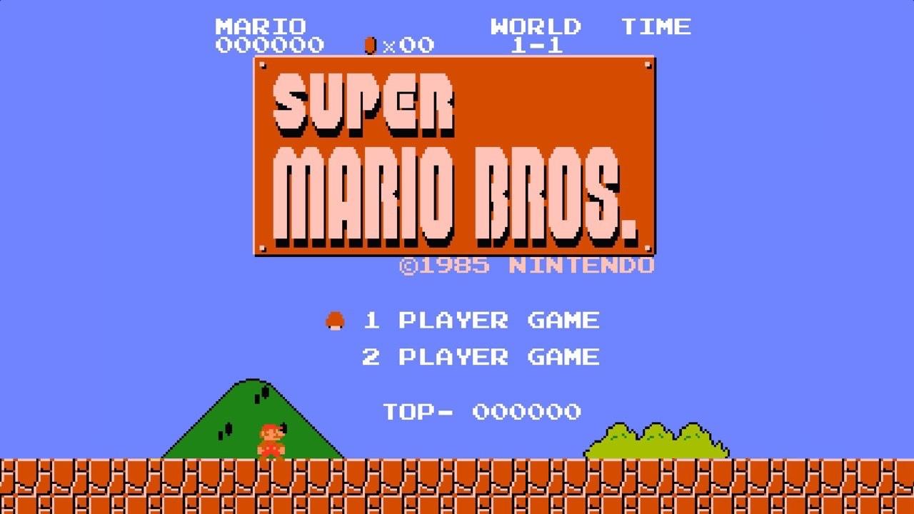 Super Mario Bros Nes Game Hub Nintendo Times